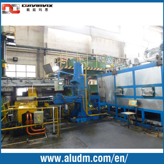 Best Utmost Grade Aluminum Extrusion Machine Hot Log Shear Furnace in Competitive Price pictures & photos