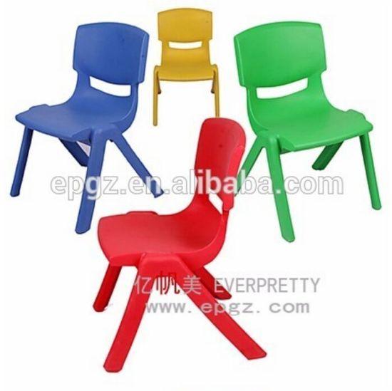 Colorful Plastic Kids Chair, Prechool Kids Classroom Chairs