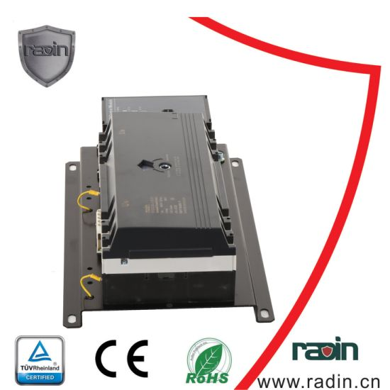 China Wind Power Transfer Switch 200A Solar Power ATS