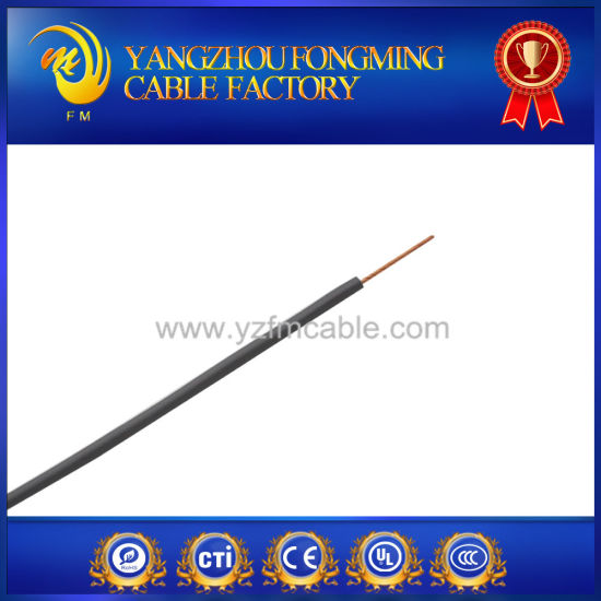 UL 3135 Flexible Silicone Rubber Copper Wire and Cable pictures & photos