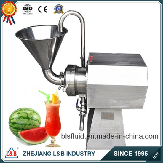 Stainless Steel Juice Colloid Mill Machine/Watermelon Juice Colloid Mill Type Extractor