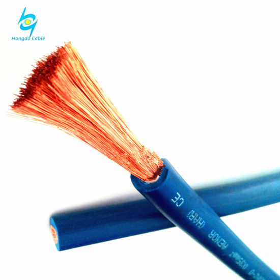 10mm Flexible Copper PVC PE Insulated Electric Wire Cable Price pictures & photos