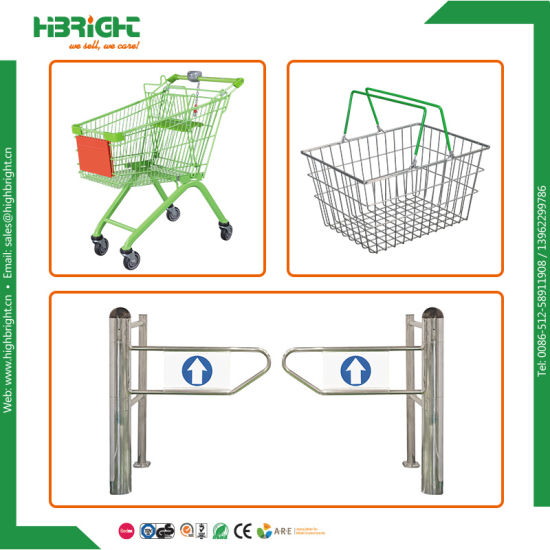 Grocery Store Shop Fitting Equipment Supermarket Display Shelves pictures & photos