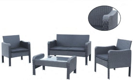 New Style Grey Aluminium Garden Furniture