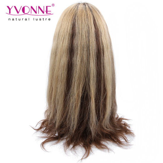 Wholesale Indian Hair Full Lace Wig pictures & photos