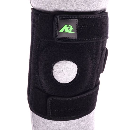 a6832ecfc6 Knee Brace Support Sleeve for Arthritis Acl Running Basketball Meniscus  Tear Medical Sports Protector