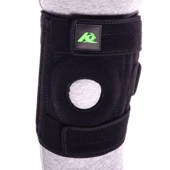 a6832ecfc6 Knee Brace Support Sleeve for Arthritis Acl Running Basketball Meniscus  Tear Medical Sports Protector