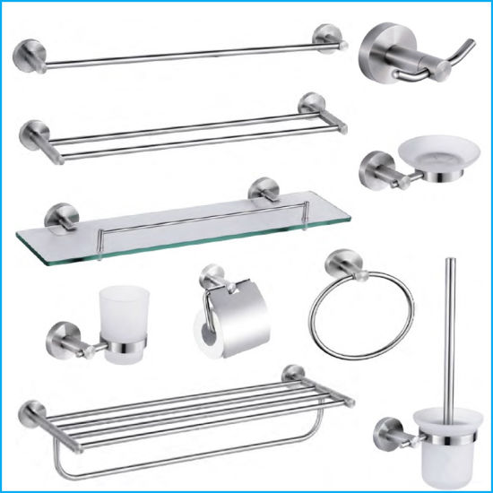 304 Stainless Steel Bathroom Accessories Sanitary Ware