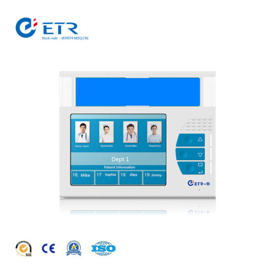 a2899bef04 China Buy Wired Hospital Calling System with Full English System ...