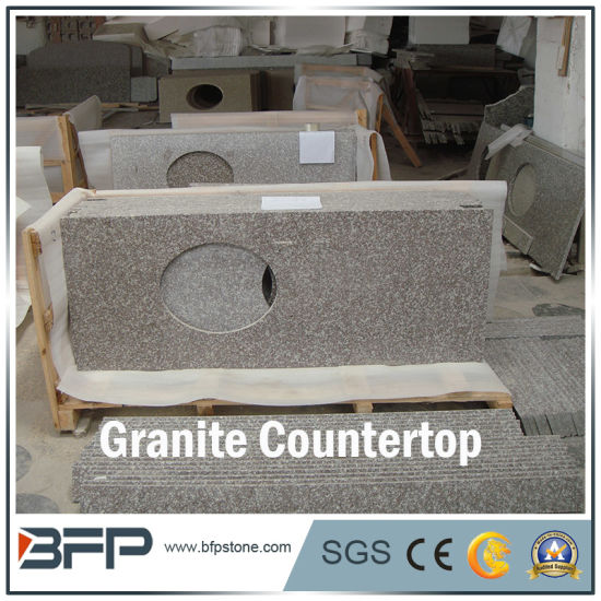 Natural Granite for Kitchen Countertop in Polished Treatment pictures & photos