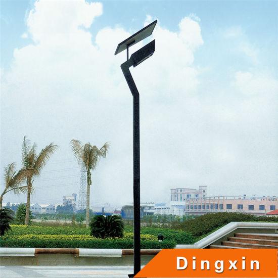 China 4m Pole 15W Solar LED Garden Light - China Solar LED Light