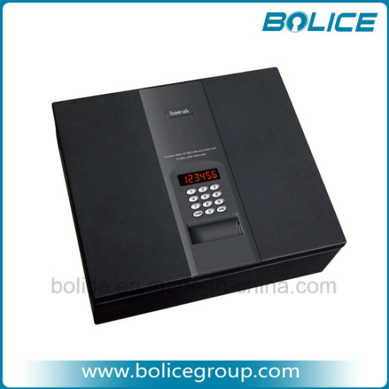 Hotel Digital Top Open Drawer Hidden Safe Box pictures & photos