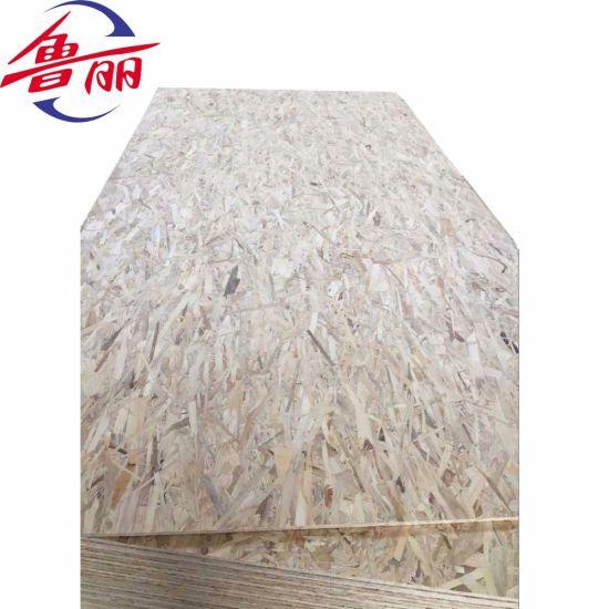 China Wholesale Luli Hot Sale Cheap OSB Board Price - China