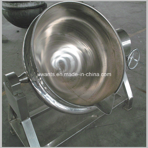 50L-1000L Food Cooking Pot with Agitator pictures & photos