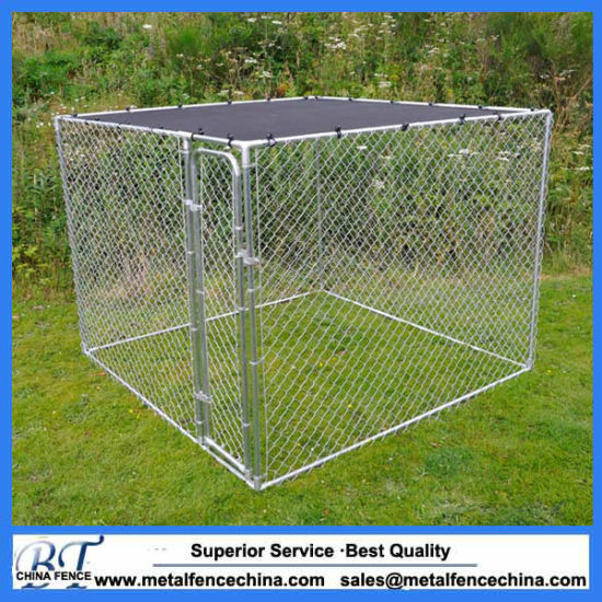 pet frame with heavy duty wire mesh