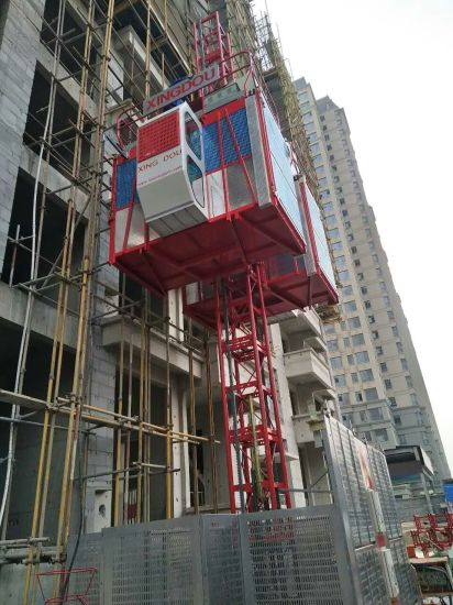 Building Construction Elevator for Material and Passenger with High Quality