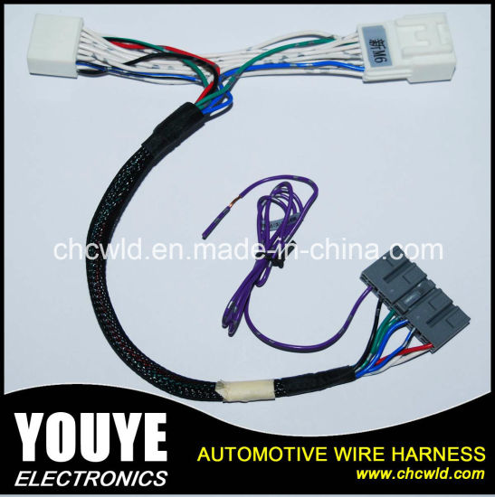 automotive electrical power window cable for mazda 6 pictures & photos