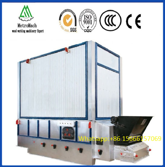 China Industrial Thermal Oil Boiler with Fixed Chain Grate - China ...