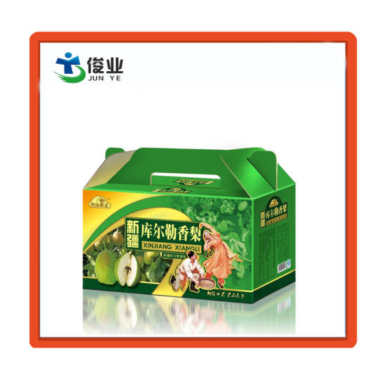 Hot Sales Corrugated Package Box pictures & photos