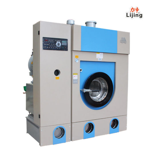 Commercial Laundry Equipment 3 Tank Industrial Dry Cleaning Machine pictures & photos