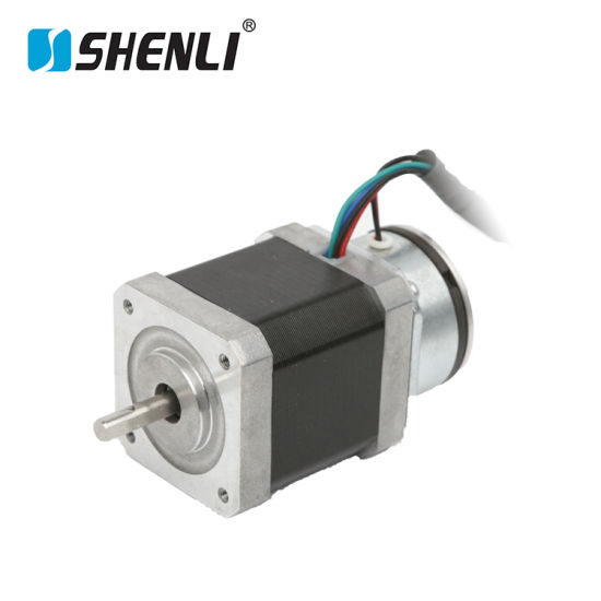 Good Stability 60mm 2 Phase 4 Wire Stepper Motor with Low Noise pictures & photos