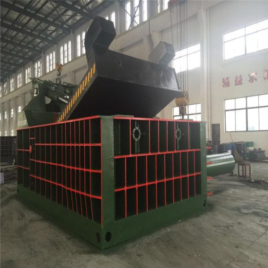 High Quality Hydraulic Waste Metal Pressing Machine Baler Compress Machine