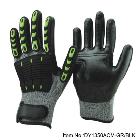Nmsafety Cut Resistant Anti-Impact Safety Working Glove