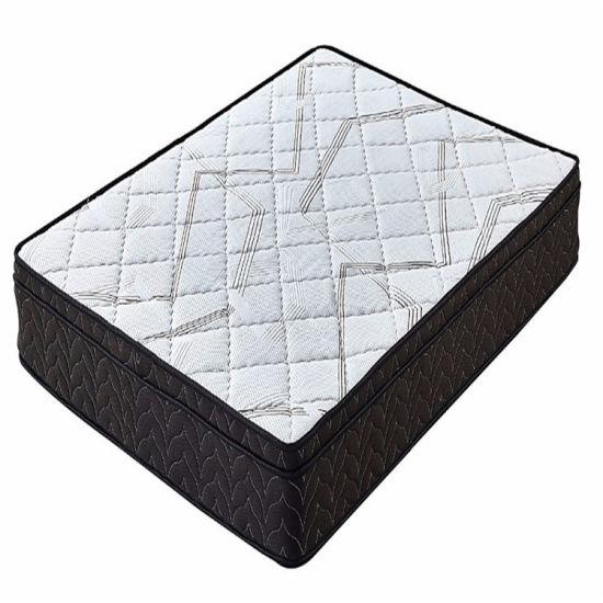 Foshan Vacuum Compressed Pocket Spring Foam Bed Memory Foam Mattress