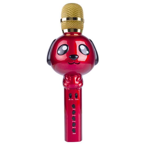 Karaoke Christmas Musical.Christmas Gift Kids Karaoke Microphone Cute Microphone For Singing