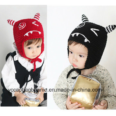 fashion Hand Children Beanie Hats pictures & photos