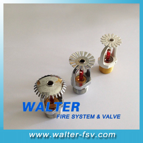 High Quality Upright Type Safety Fire Fighting Sprinkler