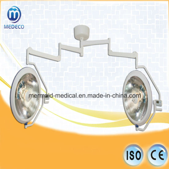 Medical Double Shadowless Halogen Operating Lamp (Xyx-F700/700 ECOAO46) pictures & photos