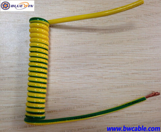 China 6 Way Trailer Cable 6 Wire Trailer Cable 6 Wire Trailer Cable ...