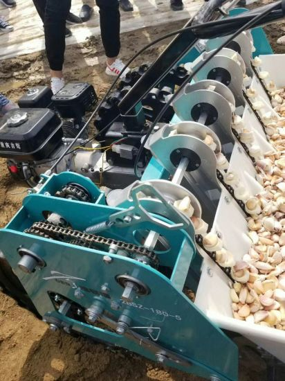 China Wholesale Agricultural Farm Machinery Garlic Planter For Sale