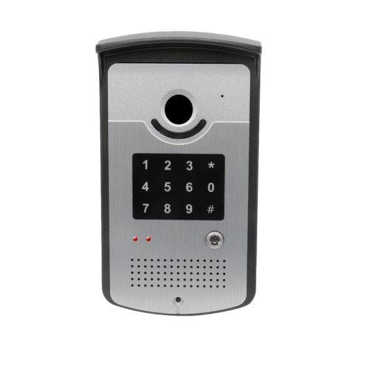 IP Door Phone Handsfree Two-Way Audio Door Entry Intercom