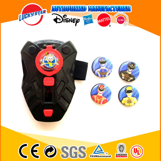 Promotion Wrist Shooting Toy with Ce Certificate