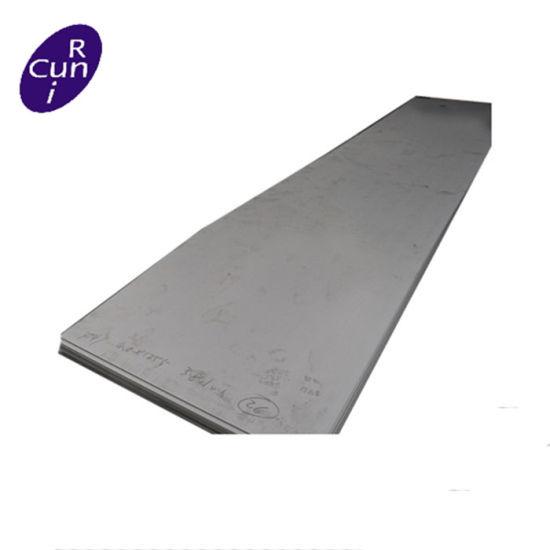 Plate 6.35 mm 9.525 ASTM A240 Grade Uns S32760