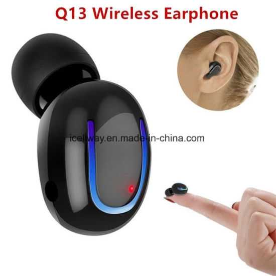 Factory Price V4 1 Wireless Earphone Headphones Hbq Q13 Bluetooth Earphone For Iphone For Samsung China Hbq Q13 Bluetooth And Hbq Q13 Bluetooth Headset Price Made In China Com
