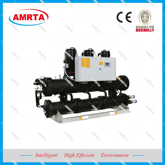 China Manufacturer Industrial Modular Water Chiller Falling Film Cold for Wholesale