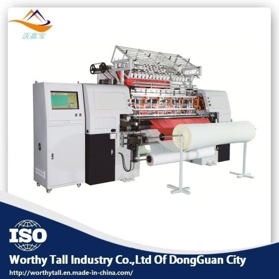 China Interlock Sewing Quilting Machine with Multi Needle