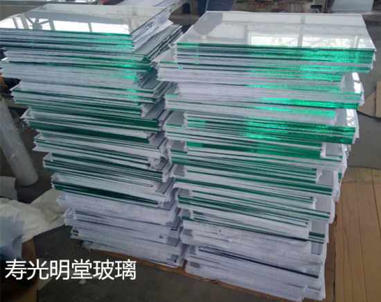 China Factory Price 18mm To 6mm Thickness Clear Float Glass Cut To