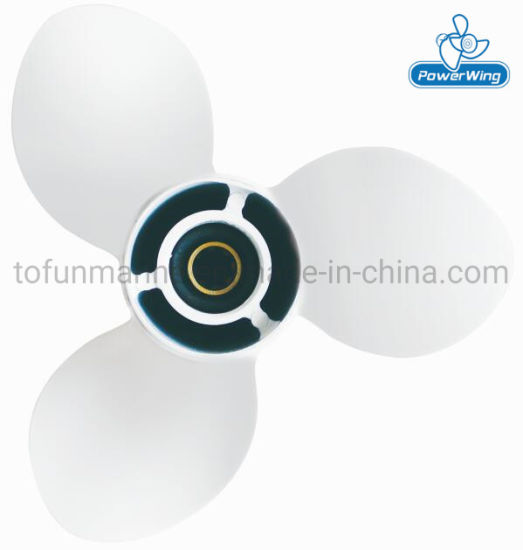 Powerwing Aluminum Marine Boat Propeller for YAMAHA Outboard Motor (PWY9148)