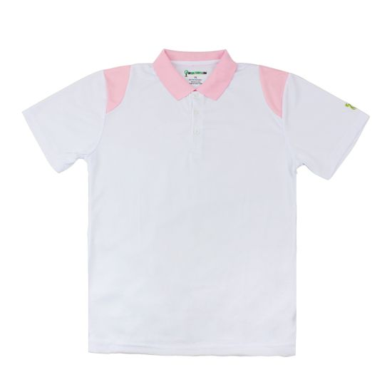 Newest Women's Shirt Polo Shirt Sports Shirt Customized Logo with Various Colors
