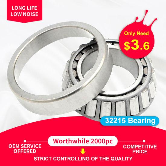 Wheel Hub Bearing 32215 Auto Engine Bearing and Auto Parts Taper Roller Bearing