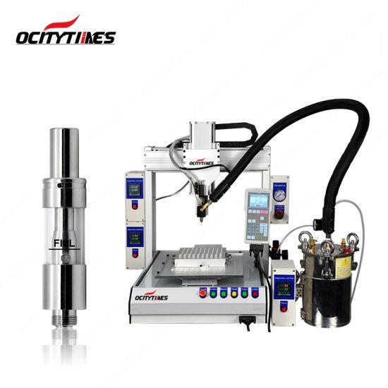 Wholesale Distributor Best Cheap Vaporizer Pen/ Vape Cartridge Filling  Machine