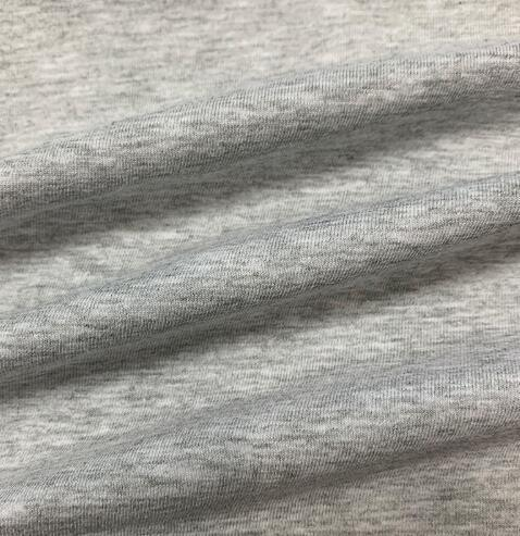 Single Jersey Knitted Elastic Cotton Fabric for Garment pictures & photos