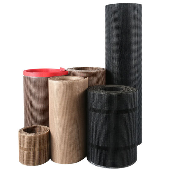 China Factory High Quality Open Mesh Fabric Used in Drying Machine