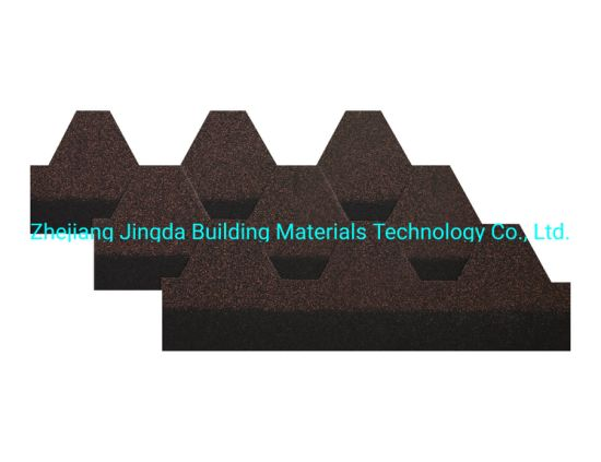 China Factory Price Asphalt Shingles 3 Tab Design Building Materials Roofing Shingles Tiles Bitumen Roof China Roof Hot Sale