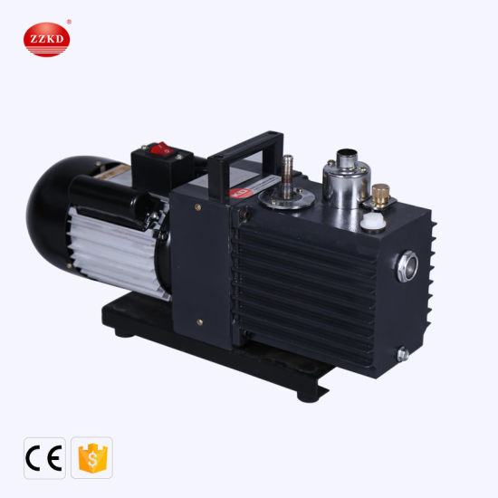 Non-Pollution Factory Direct Sale Dry Rotary Vane Vacuum Pump