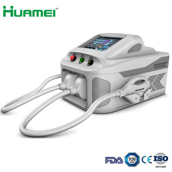 Hm-IPL-B8-19 IPL Shr Hair Removal and Skin Rejuvenation Beauty Equipment  Hair Removal IPL Instrument for Beauty Salon